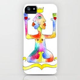 TIGNA REALE iPhone Case
