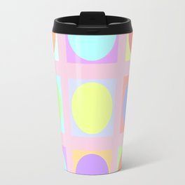 Pastel Dots Travel Mug