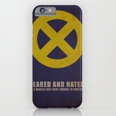 X-Men (Super Minimalist series) Slim Case iPhone 6s