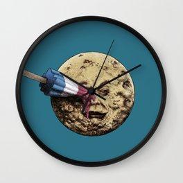 Summer Voyage Wall Clock
