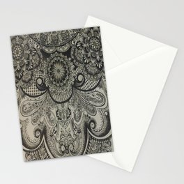 Close up Design Work Stationery Cards