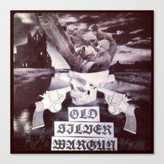 OSWG Blast Masters Plate Canvas Print
