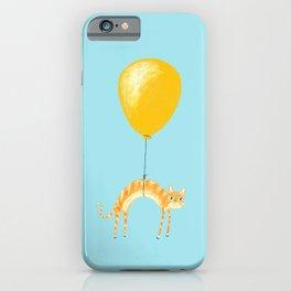 Balloon Cat iPhone Case