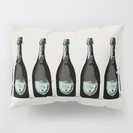 Dom Perignon Champagne Pillow Sham