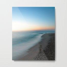 Mornington Peninsula - Slow Shutter Beach Photography Metal Print
