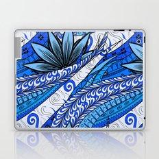 Boho Stylized Rope Pattern Laptop & iPad Skin