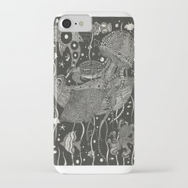 Mysteries of the Deep iPhone Case
