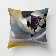 B-Boy Throw Pillow
