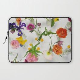 Spring Flowers - JUSTART (c) Laptop Sleeve