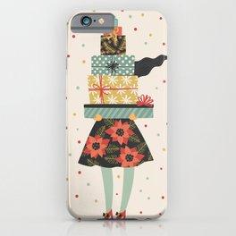 Xmas Presents iPhone Case