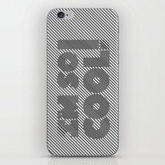 I'm So Cool! iPhone & iPod Skin