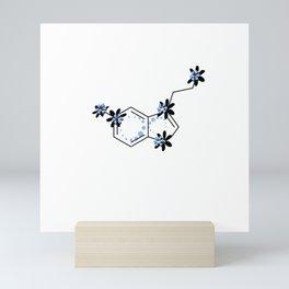 Serotonin Mini Art Print