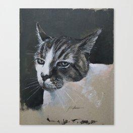 Best Fried Canvas Print