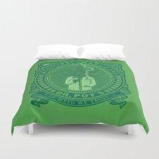 Medicinal Marijuana Duvet Cover
