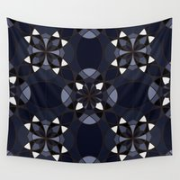royal Wall Tapestries featuring Royal by Pure