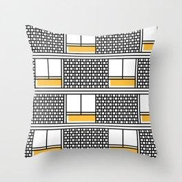 Hotel Montserrat -Detail- Throw Pillow