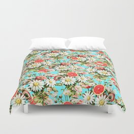 Botanical Garden #society6 #decor #buyart Duvet Cover
