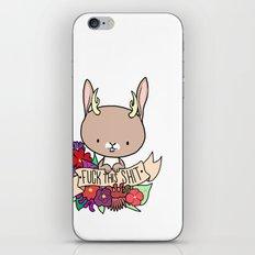 Jackalope, EFF THIS SH*T iPhone & iPod Skin