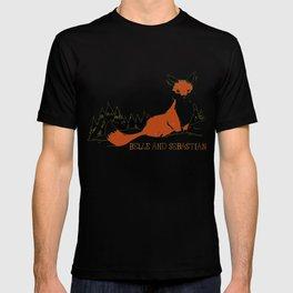 """Belle & Sebastian """"Fox In The Snow"""" T-shirt"""