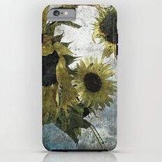 autumnal sunflowers Tough Case iPhone 6 Plus