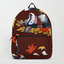 September Angel Backpack
