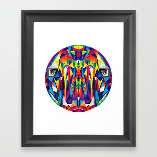 Colors For Sale Framed Art Print