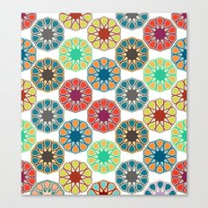 Pattern Untitled Canvas Print