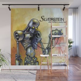 SILVERSTEIN WHEN BROKEN IS EASILY FIXED TOUR DATES 2019 KEMILING Wall Mural