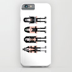 Pixel Kiss Rock Band Slim Case iPhone 6s