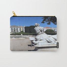 Queluz Gardens Carry-All Pouch
