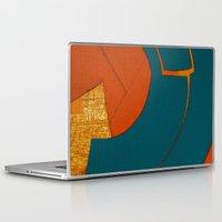 scorpio Laptop & iPad Skins featuring Scorpio by Fernando Vieira