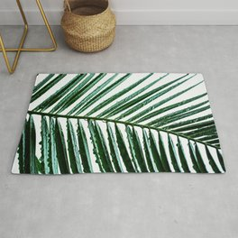 Palm Leaves 15 Rug