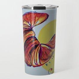 Croissant Travel Mug