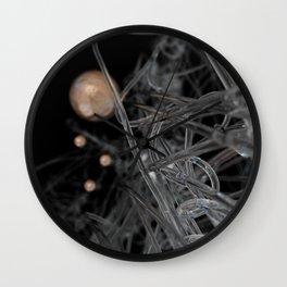 nano-clear Wall Clock