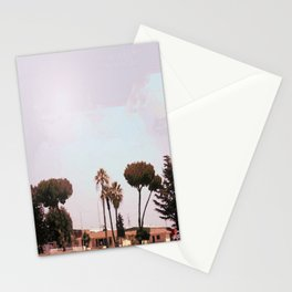 Across the Red Desert Stationery Cards