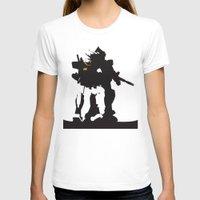 gundam T-shirts featuring Gundam RX-78-2 by Jason Weisbrot