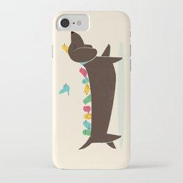 Bird Dog iPhone Case