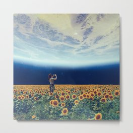Picture of the world Metal Print