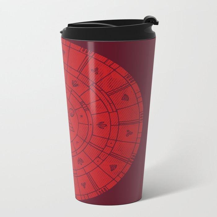 Sunn Metal Travel Mug