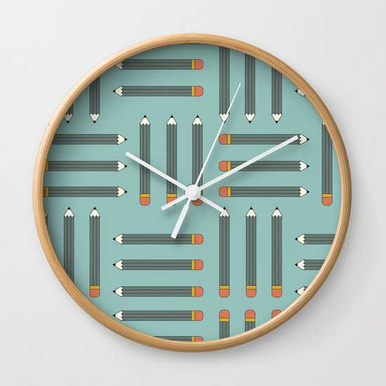 HB Wall Clock