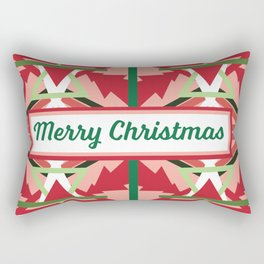 Christmas Card 1 Rectangular Pillow