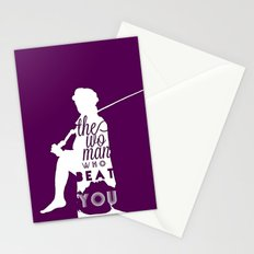 Beat You Stationery Cards