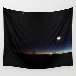 Road trip to Big Bend Wall Tapestry