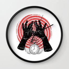 Hypnotise Wall Clock