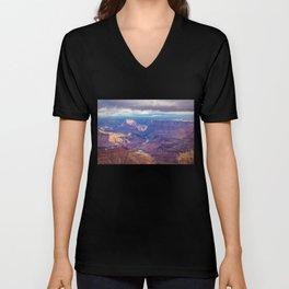 Grand Canyon and the Colorado River Unisex V-Neck