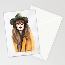 You can leave your hat on Stationery Cards
