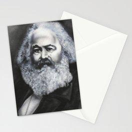 Marx: Glitter Beard Stationery Cards