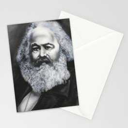Marx: Glitter Beard Stationery Cards