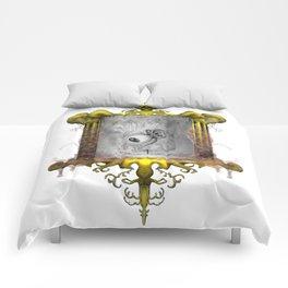 Misperception - no background Comforters