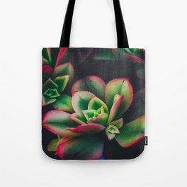 The Succulent Garden 3 Tote Bag